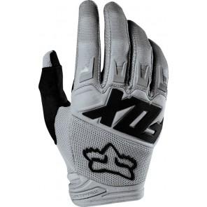 Rękawice Fox Junior Dirtpaw Race Grey Yxs