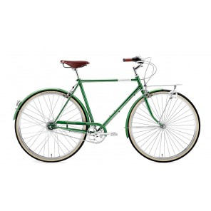 Creme Cycles Rower CAFERACER MAN DOPPIO DARK GREEN 7s M 55