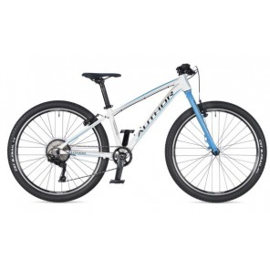 """CHAMPION 26 13,5"""" biało/niebieski, rower AUTHOR'19"""
