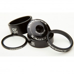 RACE FACE spacery SPACER KIT,HEADSET, CARBON