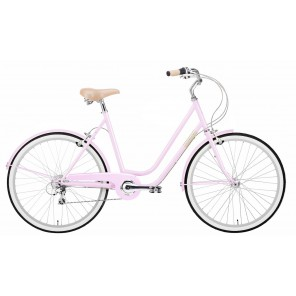 Creme Cycles Rower MOLLY UNO LIGHT PINK 7s S/M 44