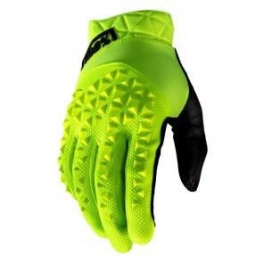 Rękawiczki 100% GEOMATIC Glove fluo yellow