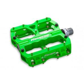 Pedały Reverse Escape neon - zielony