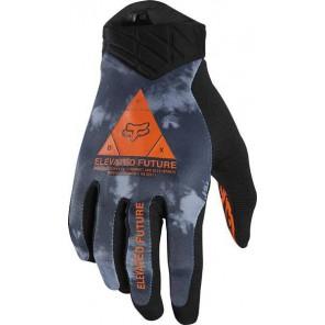 Rękawiczki FOX Flexair Elevated L niebieskie