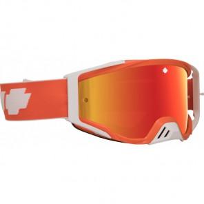 SPY Gogle Foundation Plus Classic Orange - Smoke HD Red Spectra-Clear HD AFP