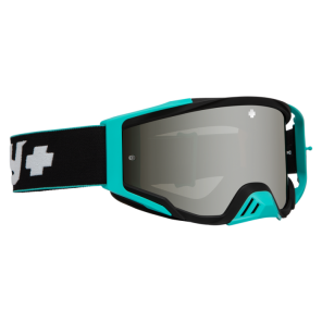 Spy Gogle Foundation Plus Camo Teal - Smoke Silver Spectra HD+Clear HD AFP