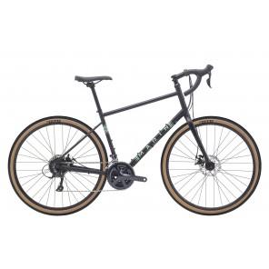 Rower MARIN Four Corners  czarny satynowy