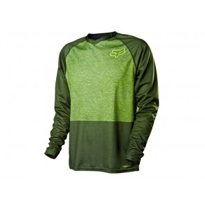 FOX Indicator LS Jersey-zielony-M