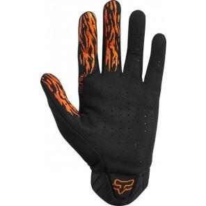 Rękawiczki FOX Flexair Elevated niebieskie