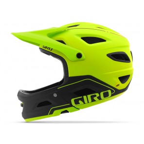 Giro 2018 Switchblade Integrated Mips matte lime black