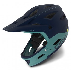 GIRO SWITCHBLADE INTEGRATED MIPS matte midnight kask