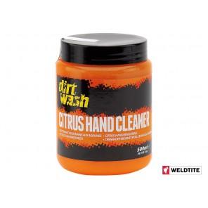 WELDTITE DIRTWASH Citrus Hand Cleaner 500ml pasta do mycia rąk