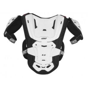 Leatt Chest Protector 5.5 Pro Junior White Black zbroja