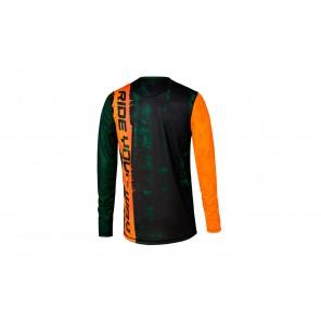 Dartmoor 2018 Koszulka techniczna M pomaranczowo-zielony