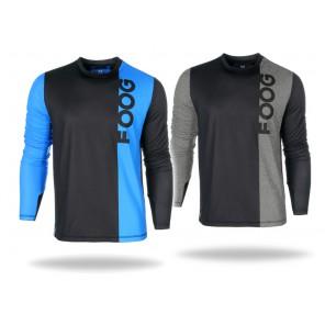 FOOG Just Ride jersey-niebieski-L