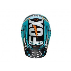Fox 2016 V1 Vicious Junior kask -S