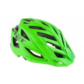 Kask MET Terra Uni zielony