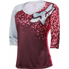 Fox 2016 Lady Lynx 3/4 jersey-różowy-M