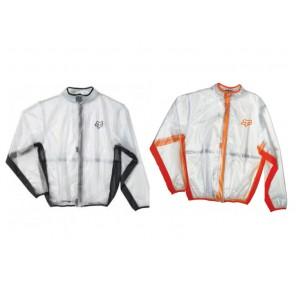 Fox 2016 Fluid Rain kurtka przeciwdeszczowa-pomarańczowy-XL