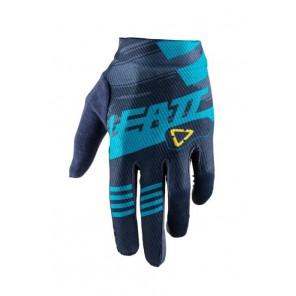 Leatt DBX 1.0 GripR Blue rękawiczki