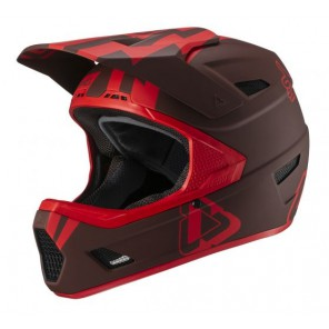 Leatt DBX 3.0 DH V19.3 Stadium Ruby kask