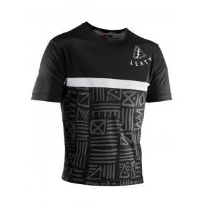 Leatt DBX 1.0 Black jersey