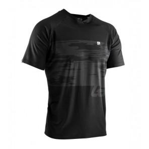 Leatt DBX 2.0 Black jersey
