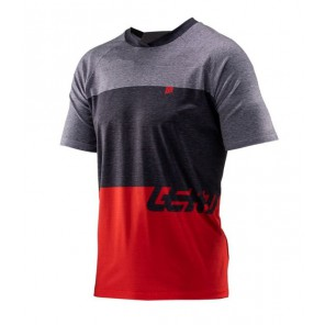 Leatt DBX 2.0 Red jersey