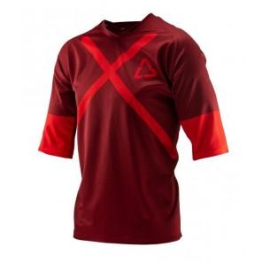 Leatt DBX 3.0 Ruby jersey 3/4-M