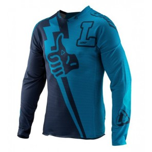 Leatt DBX 4.0 UltraWeld Stadium Ink jersey
