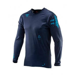Leatt DBX 5.0 All-Mountain Ink jersey-M