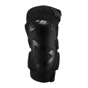 Leatt Knee Guard 3DF 5.0 Zip Black ochraniacze kolan-L/XL