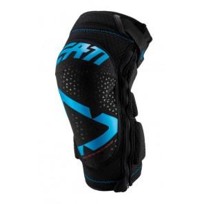 Leatt Knee Guard 3DF 5.0 Zip Fuel Black ochraniacze kolan