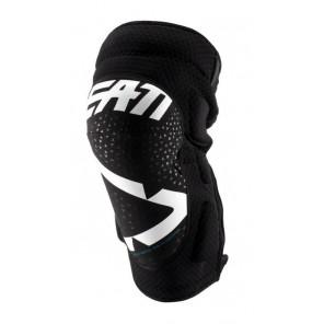 Leatt Knee Guard 3DF 5.0 Zip White Black ochraniacze kolan