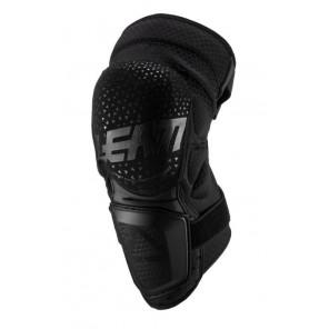 Leatt Knee Guard 3DF Hybrid Black ochraniacze kolan-XXL