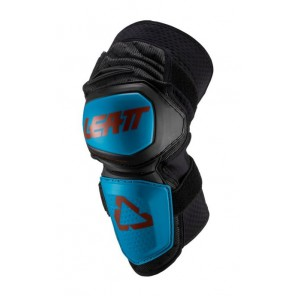 Leatt Knee Guard Enduro Fuel Black-S/M