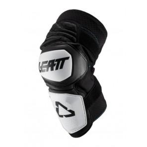 Leatt Knee Guard Enduro White Black-L/XL