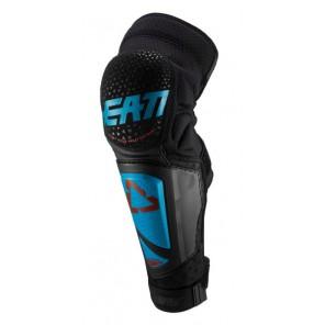 Leatt Knee & Shin Guard 3DF Hybrid EXT Fuel Black ochraniacze kolan