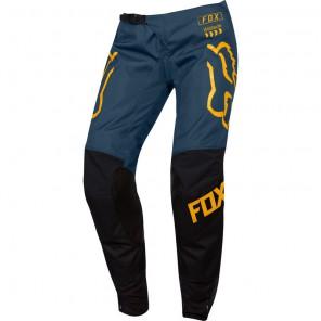 FOX 180 MATA DRIP LADY spodnie-pomarańczowy-8