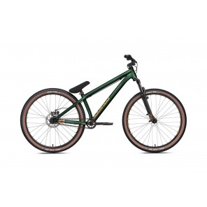 "NS Bikes Rower Movement 3 26"" green 2021"
