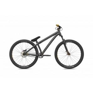 "NS Bikes Rower Movement 3 26"" Black 2021"