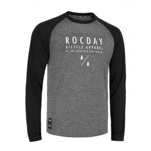 Rocday Manual Sanitized bluza szara