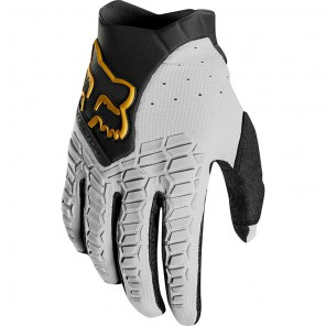 FOX PAWTECTOR rękawiczki-szaro-żółty-M