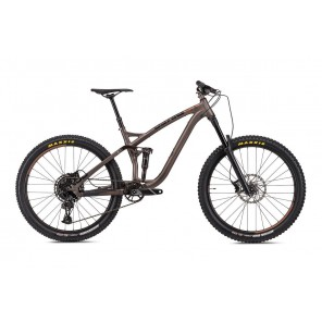 "NS Bikes Rower Snabb 160 27.5"" L Ciemnoszary"