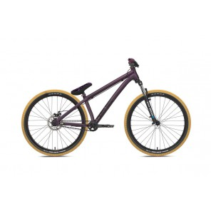 """Rower NS BIKES Zircus 26"""" fioletowy"""