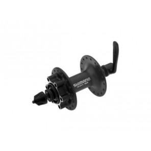 Shimano HB-M475 Przód 6 śrub 32H Czarny