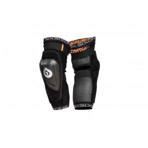 SixSixOne 2017 661 Rage Hard knee ochraniacze kolan