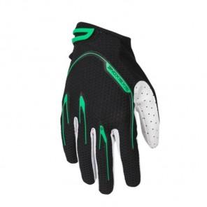 SixSixOne 2016 661 Recon rękawiczki-czarno-zielony-S