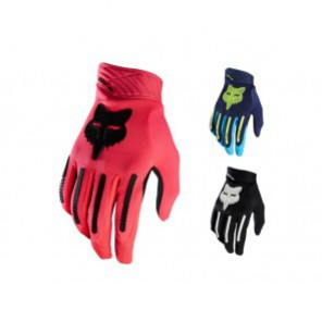 Fox 2016 Demo Air rękawiczki -czerwony-L