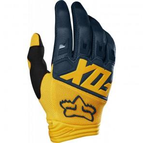 FOX 2019 DIRTPAW rękawiczki-żółty-M